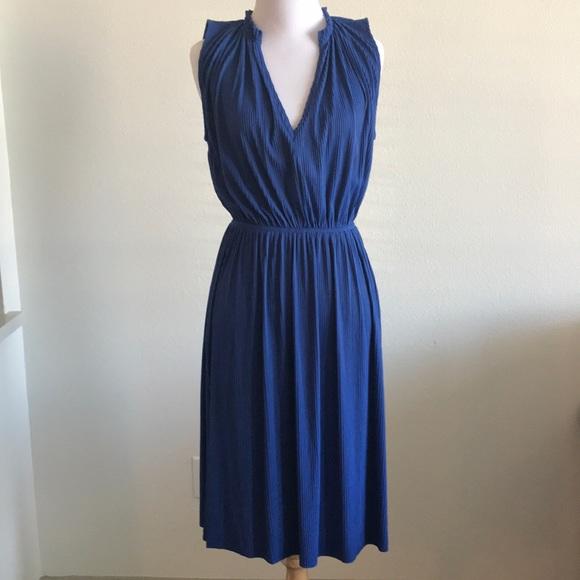 Olivia Grey Dresses & Skirts - Cobalt Blue dress Size Small